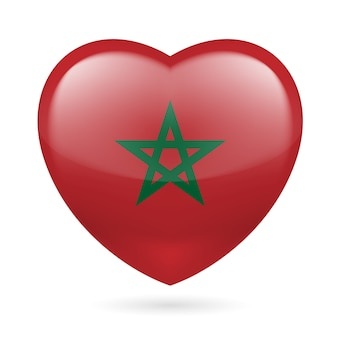 Ikona serca maroka