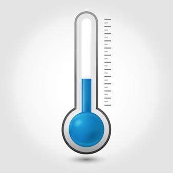 Ikona termometru.