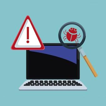 Ikony bezpieczeństwa cybernetycznego