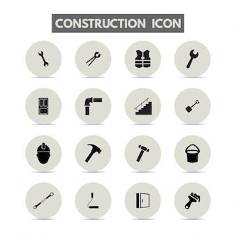 Ikony budowlane