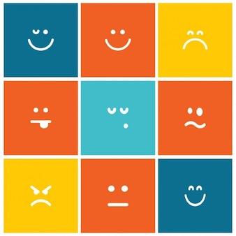 Ikony emotikony
