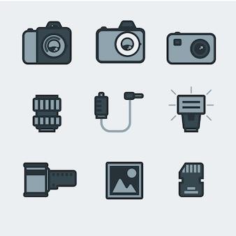 Ikony fotograficzne