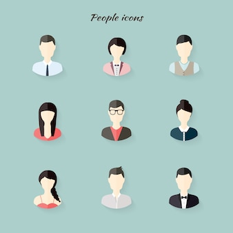Ikony ludzi