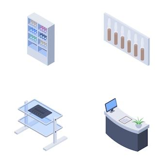 Ikony medyczne i szpitalne