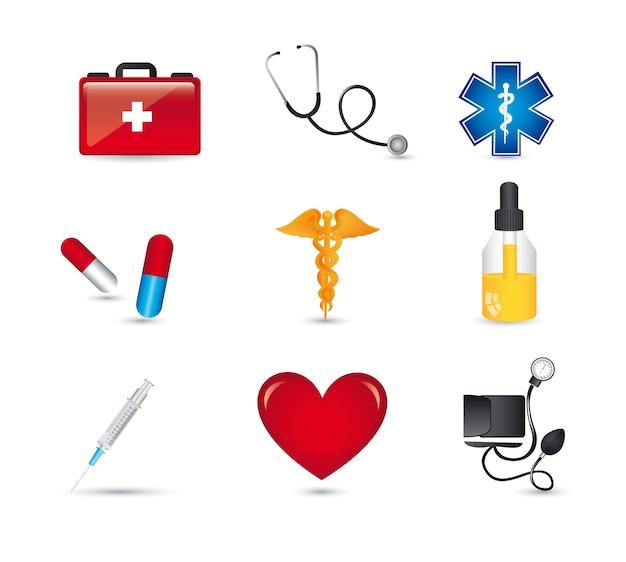 Ikony medyczne