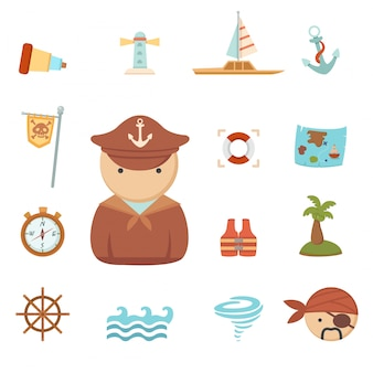 Ikony piratów