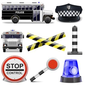 Ikony policji