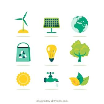 Ikony środowiskowe