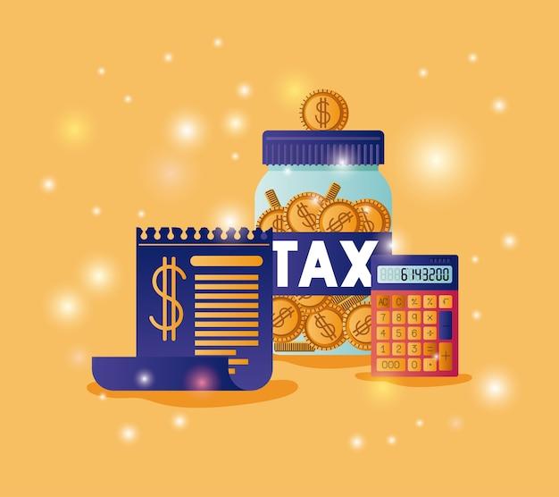 Ikony ustaw podatkowych