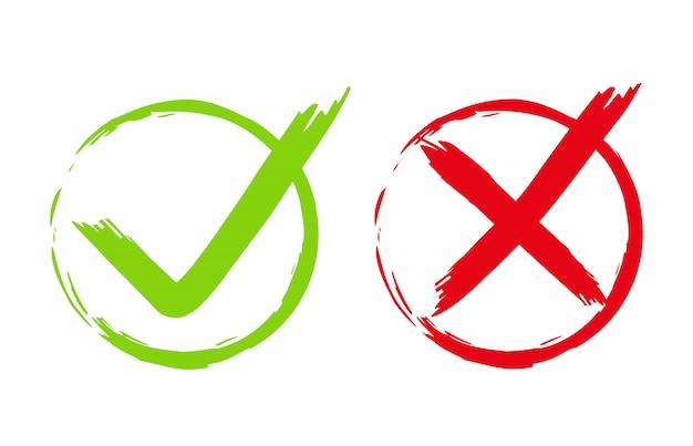 Ikony znaczników wyboru