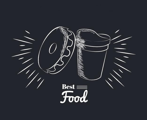 Ikony żywności faktów