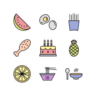 Ikony żywności