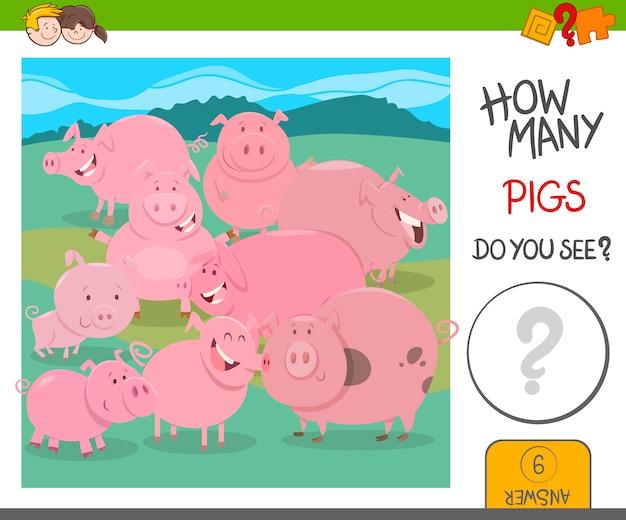 Ile jest gry świńskiej