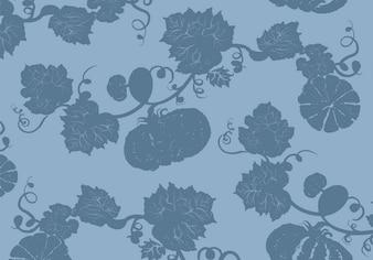 Ilustracja banie w błękitnym tle