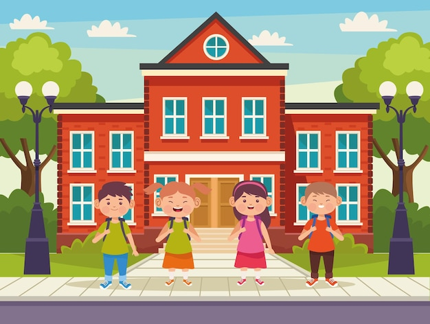 Ilustracja dla dzieci i szkoły