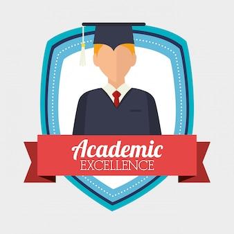 Ilustracja doskonałości akademickiej
