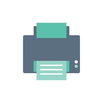 Ilustracja drukarki