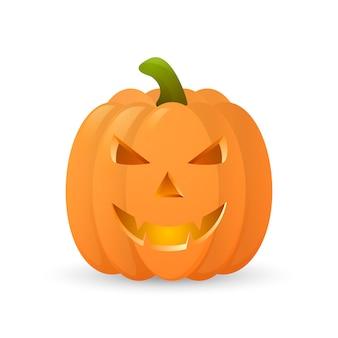 Ilustracja dyni halloween
