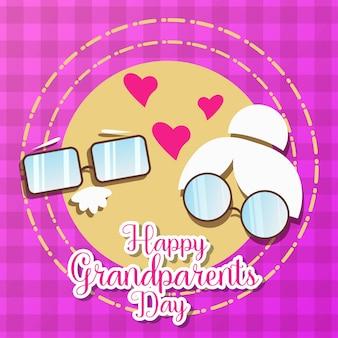Ilustracja dzień dziadka