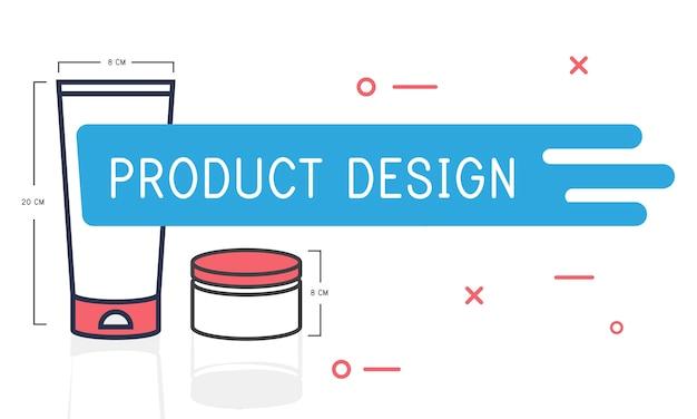Ilustracja firmy oznakowania
