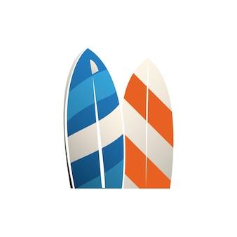Ilustracja ikony plaży