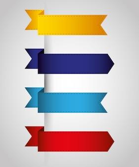 Ilustracja ikony zakładek