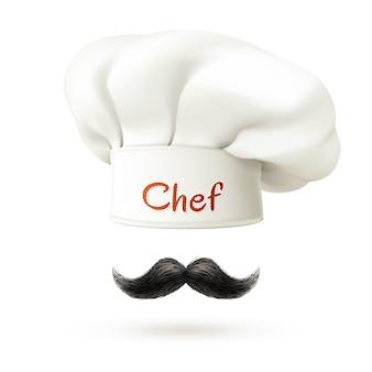 Ilustracja koncepcja kucharz