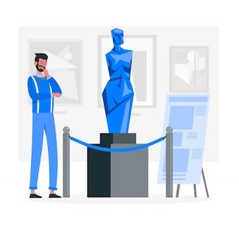 Ilustracja koncepcja sztuki