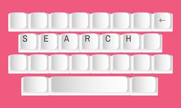 Ilustracja koncepcji wyszukiwania