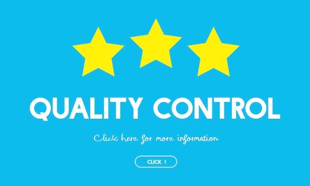 Ilustracja kontroli jakości