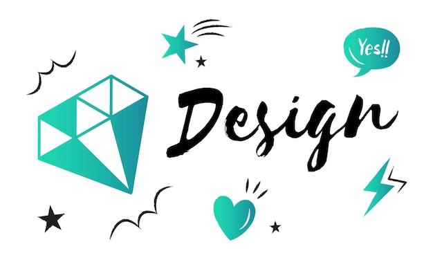 Ilustracja kreatywnych pomysłów
