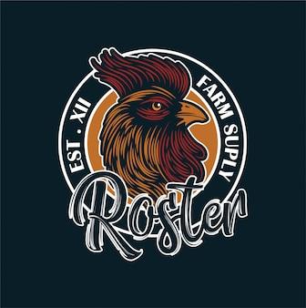Ilustracja kurczaka