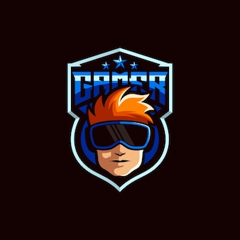 Ilustracja logo gracza