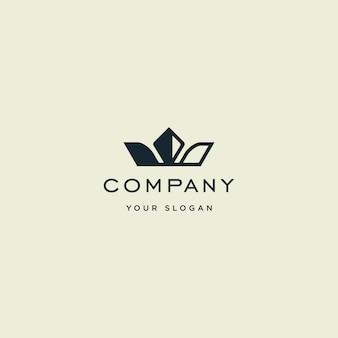 Ilustracja logo korony