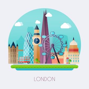 Ilustracja londyn