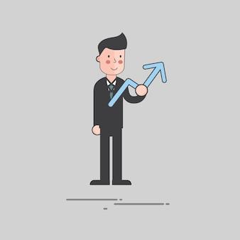 Ilustracja ludzi avatar