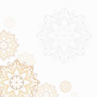 Ilustracja mandali