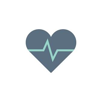 Ilustracja medycznych ikony
