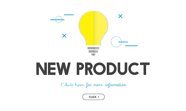 Ilustracja nowego rozwoju produktu