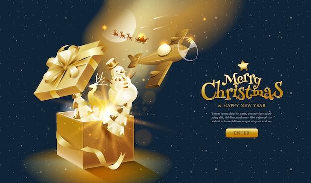 Ilustracja o tematyce bożonarodzeniowej