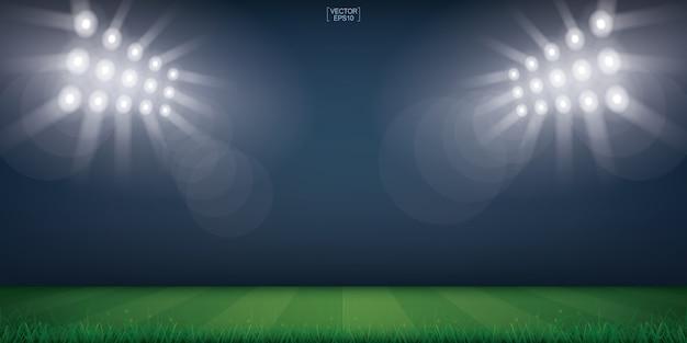 Ilustracja o tematyce piłki nożnej