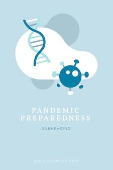 Ilustracja pandemii