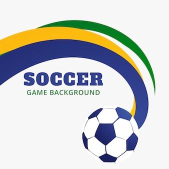 Ilustracja piłki nożnej
