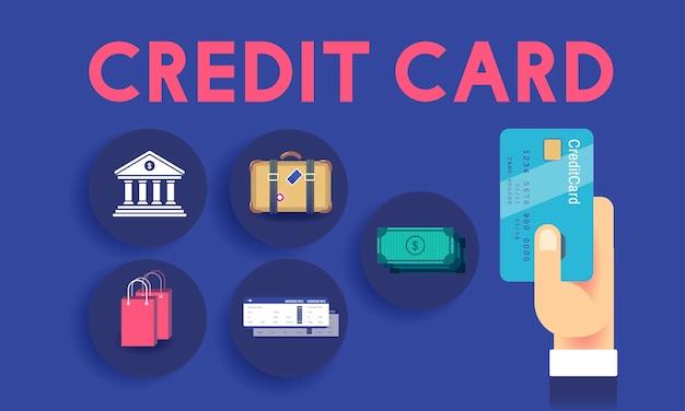 Ilustracja płatności online