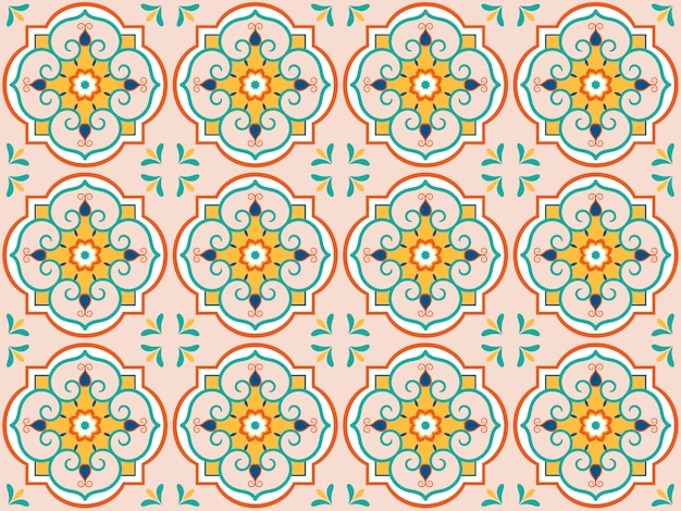 Ilustracja płytki textured wzór