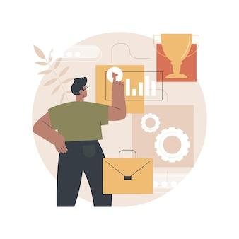 Ilustracja porad zawodowych