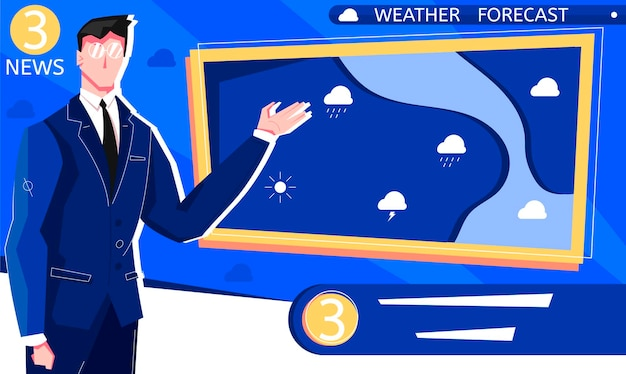Ilustracja prognozy pogody