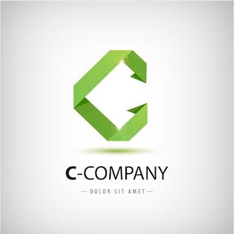 Ilustracja projektu logo alfabetu
