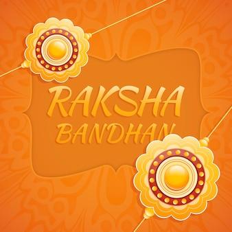 Ilustracja raksha bandhan