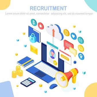 Ilustracja rekrutacji